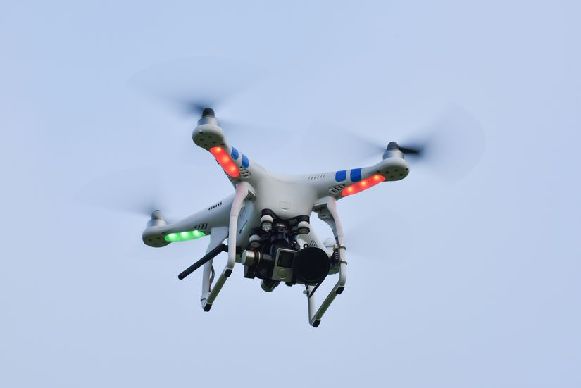 Polisy dla drona